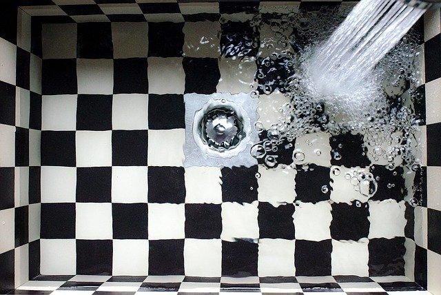 clean drain